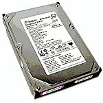 Seagate 80gb Sata Hdd 7200 Rpm 5- Year Warranty