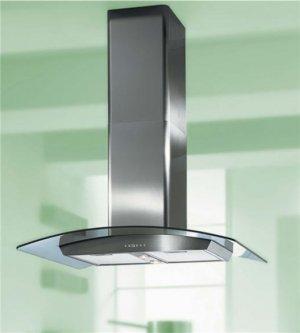 30 inch stainless steel island glass range hood, best seller