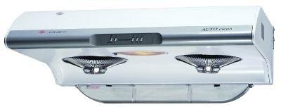 "36"" Under cabinet filter-less range hood. premium model."