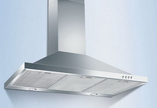 48 inch Stainless Steel Wall Mount Range Hood.