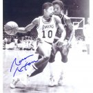 Los Angeles Lakers Signed Photo Norm Nixon