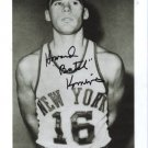New York Knicks Signed Photo Howard Komives