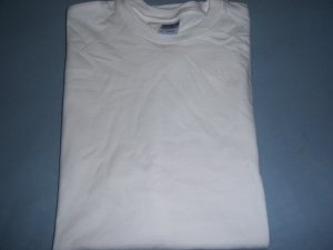 WHITE T (ALL SIZES JUST EMAIL US)