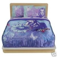 Hannah Montana Twin Comforter & Sheet Set