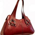 Rina Rich Handbag Original - Red