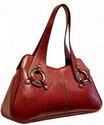 Rina Rich Handbag Original - Red
