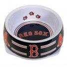 Boston Red Sox Dog Feeding Bowl Dish Small 3 Cups
