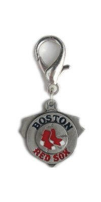Boston Red Sox Official MLB Collar Charm