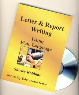 Letter & Report Writing