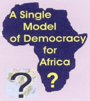 The Devils' Annexe  - Democracy and Africa