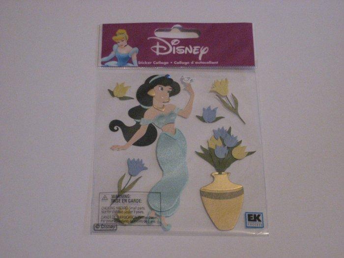 Disney *Jasmine w/ Flowers*