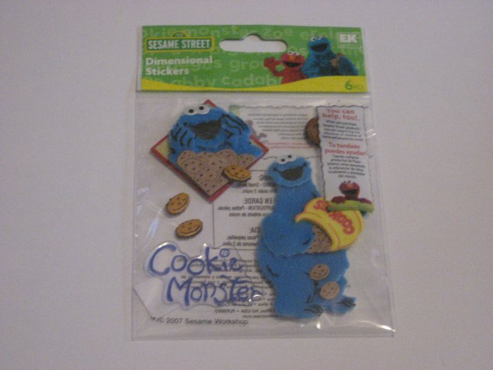 Sesame Street *Cookie Monster*
