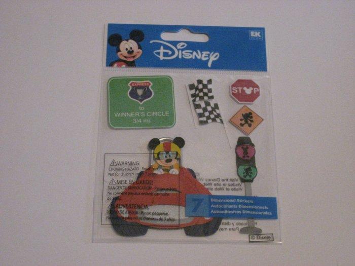 Disney *Race Car Mickey*
