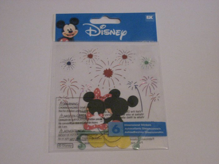 Disey *Mickey & Minnie Fireworks*