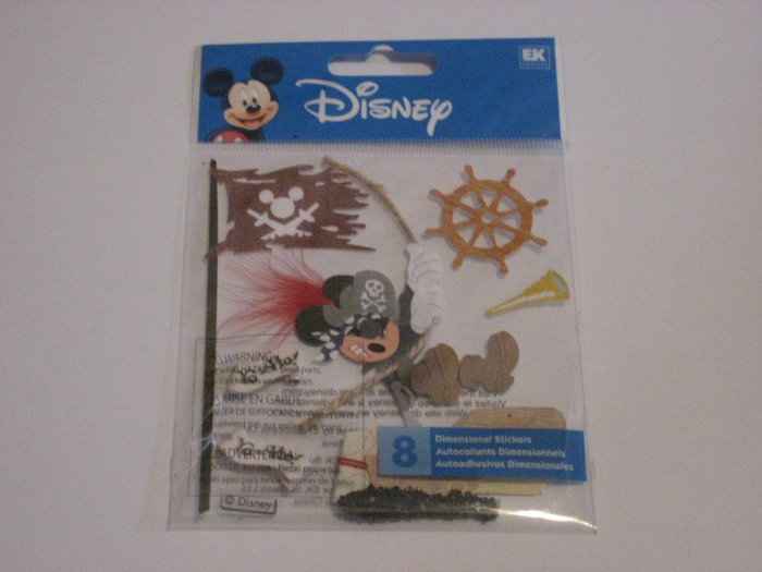 Disney *Pirate Mickey*