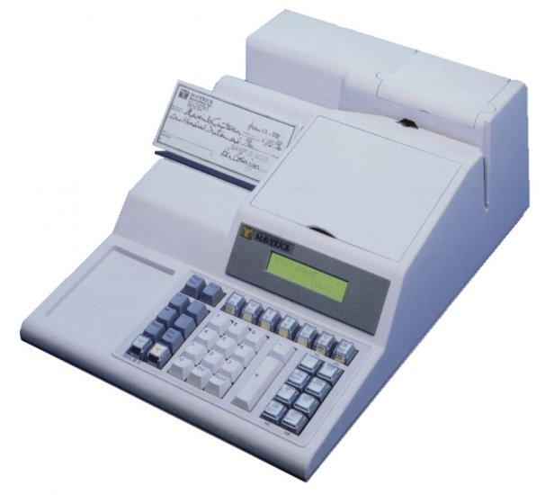 Maverick M560 Check Encoder MICR V