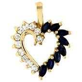 #12 14k gold pendant