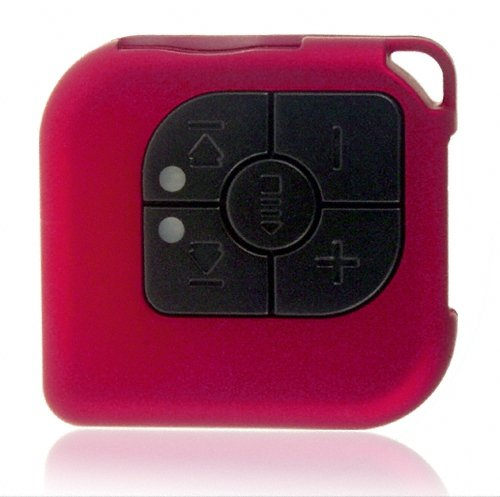 Red MP3 Player Flash Memory Card Reader [X-C18-RED]