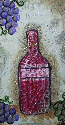 Wine Bottle #1