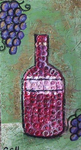 Wine Bottle #2