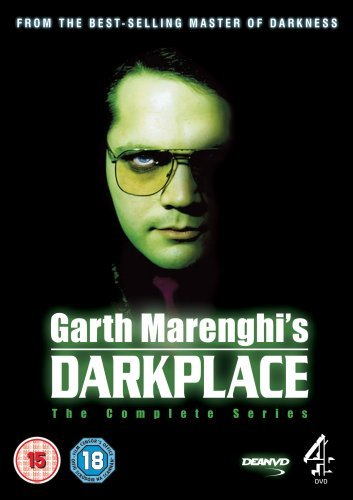 Garth Marenghi's Darkplace Complete DVD