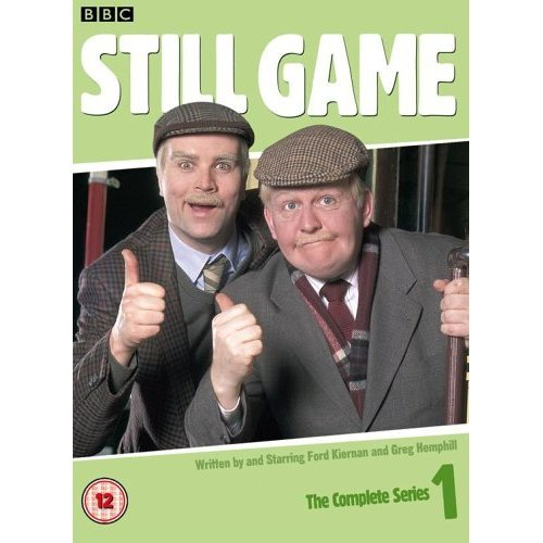 Still Game Series One DVD