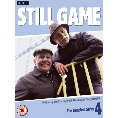 Still Game Series 4 DVD
