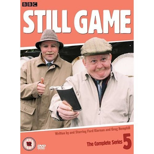 Still Game Series 5 DVD