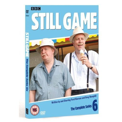 Still Game Series 6 DVD
