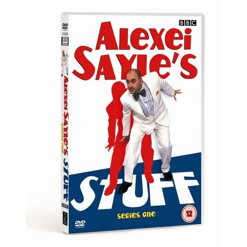 Alexi Sayle's Stuff Series 1 DVD