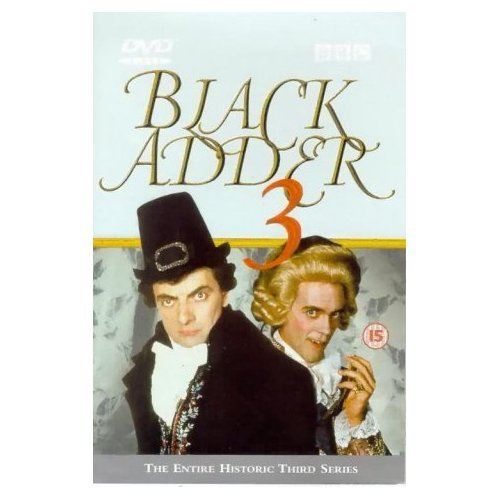 Blackadder Series 3 DVD (1987)