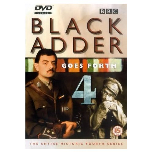 Blackadder Series 4 (Blackadder Goes Forth) DVD (1989)