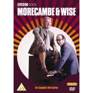 Morecambe and Wise BBC Series 3 DVD