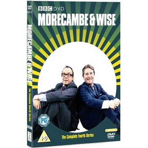 Morecambe and Wise BBC Series 4 DVD