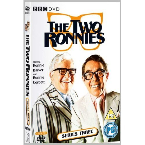 The Two Ronnies Series 3 DVD