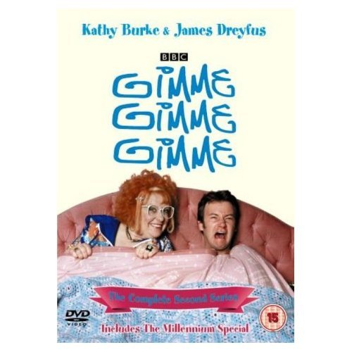 Gimme Gimme Gimme Series 2 DVD
