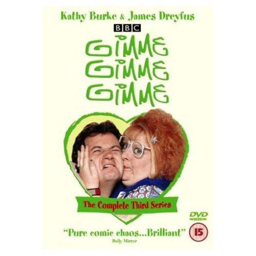 Gimme Gimme Gimme Series 3 DVD
