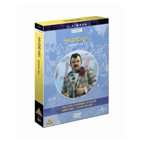 Hi-De-Hi Series 1 & 2 DVD