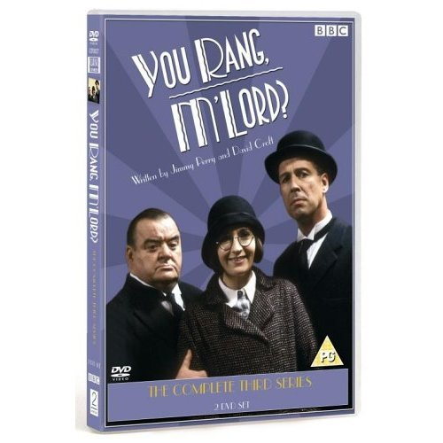 You Rang M'Lord Series 3 DVD
