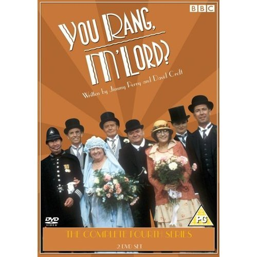 You Rang M'Lord Series 4 DVD