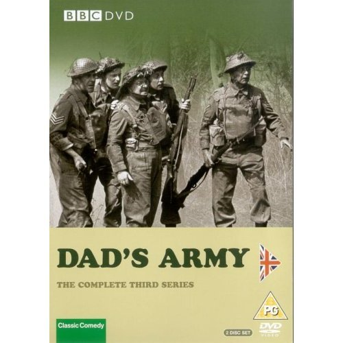 Dad's Army Series 3 DVD