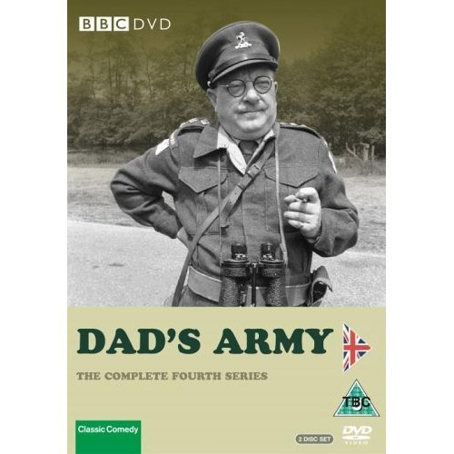 Dad's Army Series 4 DVD