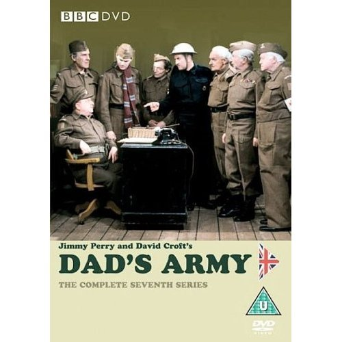 Dad's Army Series 7 DVD