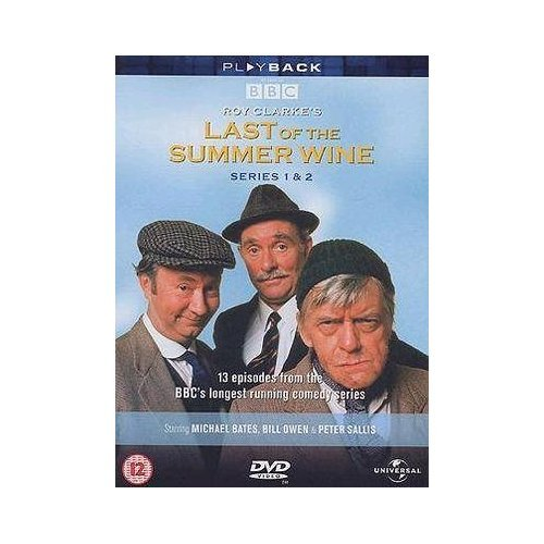Last of the Summer Wine Series 1 & 2 DVD
