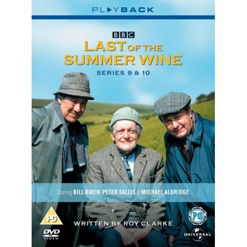 "Last of the Summer Wine Series ""9 & 10"" DVD"
