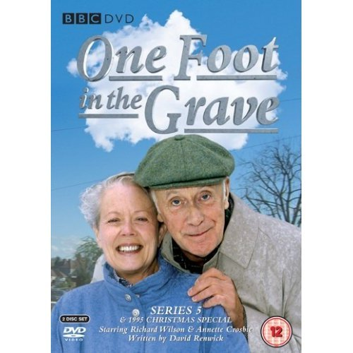 One Foot in the Grave Series 5 DVD