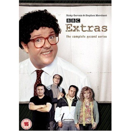 Extras Series 2 DVD