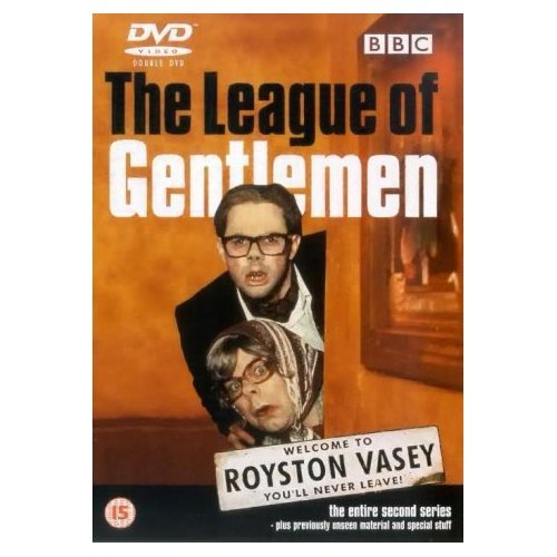The League of Gentlemen Series 2 DVD