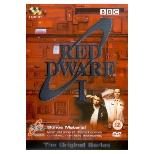 Red Dwarf Series 1 DVD