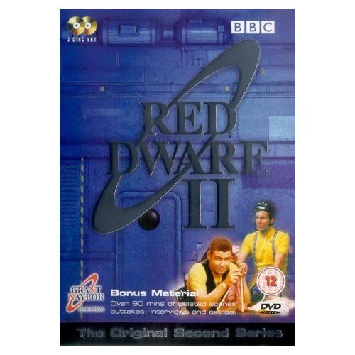 Red Dwarf Series 2 DVD